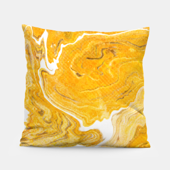 Thumbnail image of Snake Skin Marble Pillow, Live Heroes