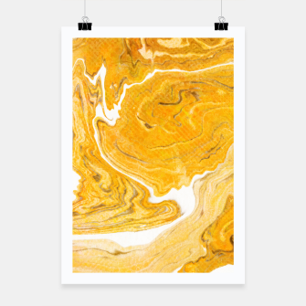 Thumbnail image of Snake Skin Marble Poster, Live Heroes