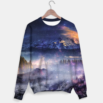 Miniatur Distant Worlds Sweater, Live Heroes