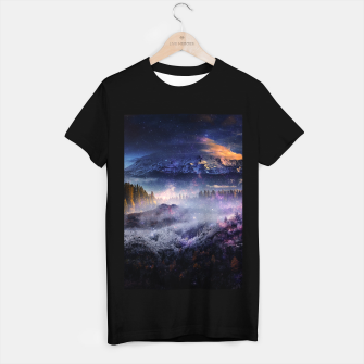 Thumbnail image of Distant Worlds T-shirt regular, Live Heroes