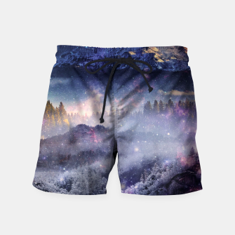 Thumbnail image of Distant Worlds Swim Shorts, Live Heroes