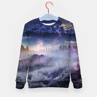 Thumbnail image of Distant Worlds Kid's Sweater, Live Heroes