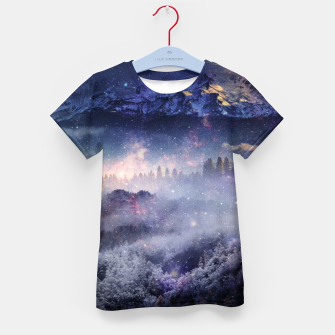 Thumbnail image of Distant Worlds Kid's T-shirt, Live Heroes
