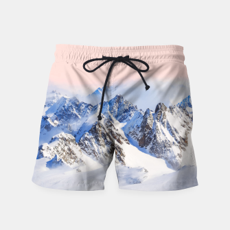 Thumbnail image of The Promised Land Swim Shorts, Live Heroes