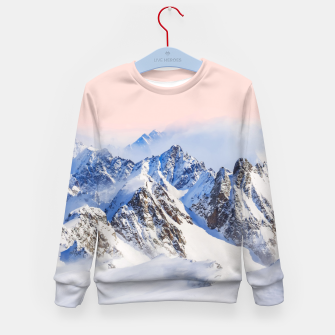 Thumbnail image of The Promised Land Kid's Sweater, Live Heroes
