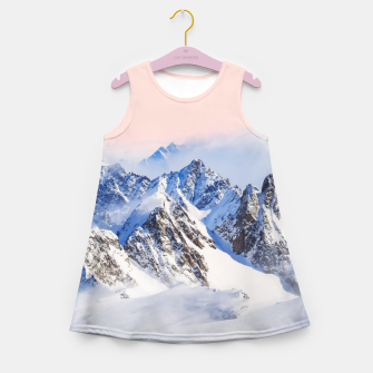Thumbnail image of The Promised Land Girl's Summer Dress, Live Heroes