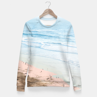 Thumbnail image of Seaside Fitted Waist Sweater, Live Heroes