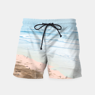 Thumbnail image of Seaside Swim Shorts, Live Heroes