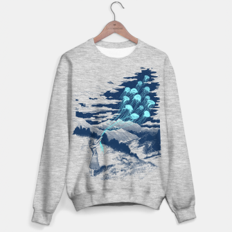 Thumbnail image of Release the Kindness Sweater regular, Live Heroes