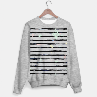 Thumbnail image of Whimsical Stripes Sweater regular, Live Heroes