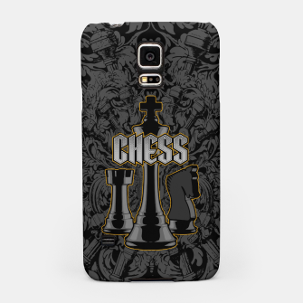 Thumbnail image of Chess Royalty Samsung Case, Live Heroes