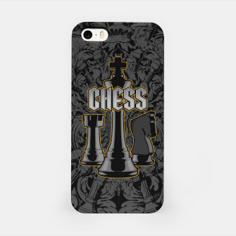 Thumbnail image of Chess Royalty iPhone Case, Live Heroes