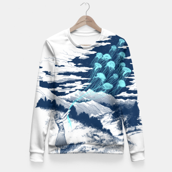 Release the Kindness Fitted Waist Sweater obraz miniatury
