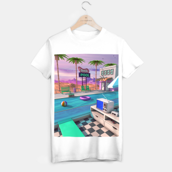 Thumbnail image of Oasis Pool T-shirt regular, Live Heroes