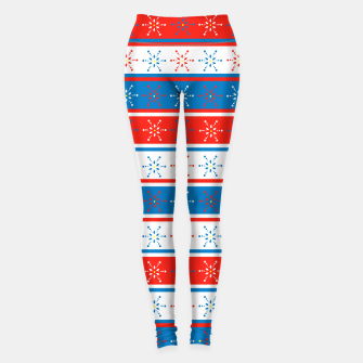 Thumbnail image of Snowflake Leggings, Live Heroes