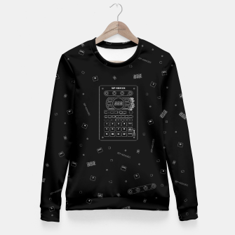 Thumbnail image of SP-404 SX Fitted Waist Sweater, Live Heroes