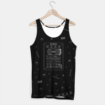 Thumbnail image of SP-404 SX Tank Top, Live Heroes