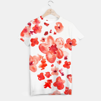 Thumbnail image of Cherry Blossoms T-shirt, Live Heroes