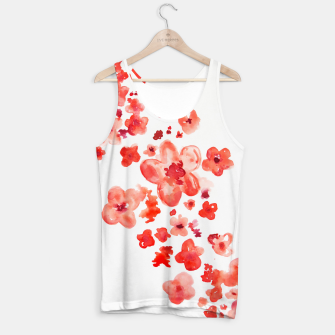 Thumbnail image of Cherry Blossoms Tank Top, Live Heroes