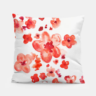 Thumbnail image of Cherry Blossoms Pillow, Live Heroes