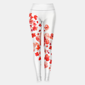 Thumbnail image of Cherry Blossoms Leggings, Live Heroes