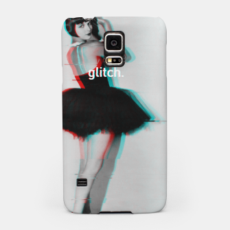 Thumbnail image of Louise Brooks Glitch Samsung Case, Live Heroes