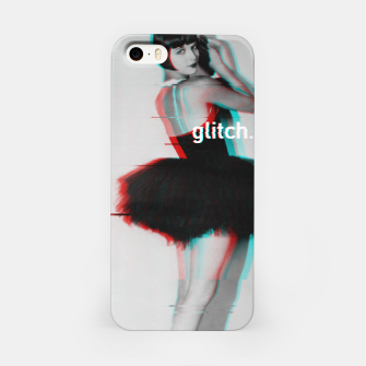 Thumbnail image of Louise Brooks Glitch iPhone Case, Live Heroes