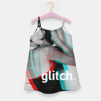 Thumbnail image of Louise Brooks Glitch Girl's Dress, Live Heroes