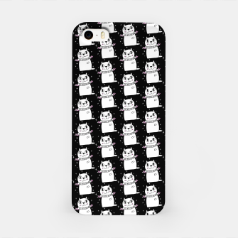 Thumbnail image of Go Cats! Yay Cats! iPhone Case, Live Heroes