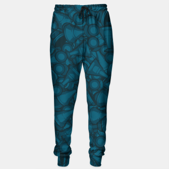 Thumbnail image of All The Right Chess Moves Sweatpants, Live Heroes