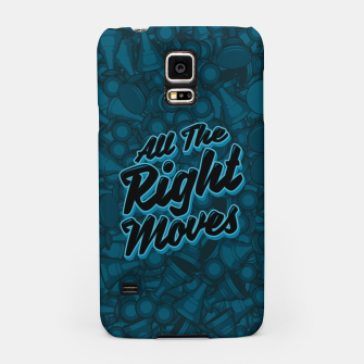 Thumbnail image of All The Right Chess Moves Samsung Case, Live Heroes