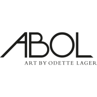 Art by Odette Lager logo