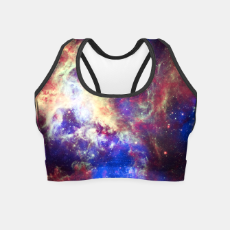 Miniature de image de Come to the Universe Crop Top, Live Heroes