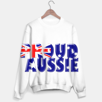 Miniatur proud Aussie Sweater, Live Heroes