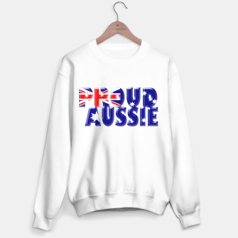 Miniatur proud Aussie Sweater regular, Live Heroes
