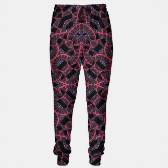 Thumbnail image of Modern Ornate Pattern Sweatpants, Live Heroes
