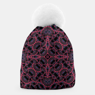 Thumbnail image of Modern Ornate Pattern Beanie, Live Heroes