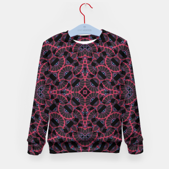 Thumbnail image of Modern Ornate Pattern Kid's Sweater, Live Heroes