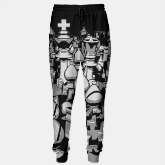 Thumbnail image of The Chess Crowd Sweatpants, Live Heroes