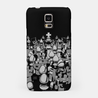 The Chess Crowd Samsung Case thumbnail image