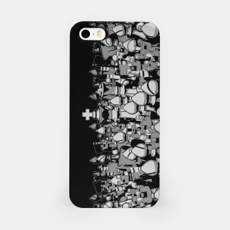 The Chess Crowd iPhone Case thumbnail image