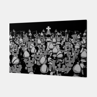 The Chess Crowd Canvas thumbnail image