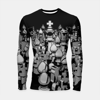 The Chess Crowd Longsleeve Rashguard  thumbnail image