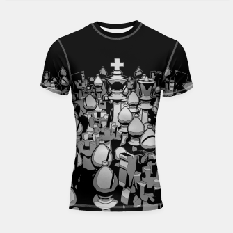 The Chess Crowd Shortsleeve Rashguard thumbnail image