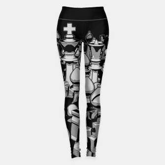 The Chess Crowd Leggings thumbnail image