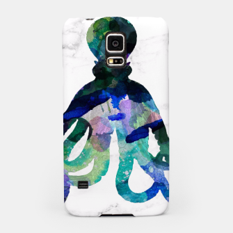 Thumbnail image of Watercolour Octopus Samsung Case, Live Heroes