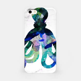 Thumbnail image of Watercolour Octopus iPhone Case, Live Heroes