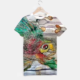Thumbnail image of Fishytale T-shirt, Live Heroes