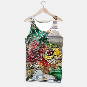 Thumbnail image of Fishytale Tank Top, Live Heroes