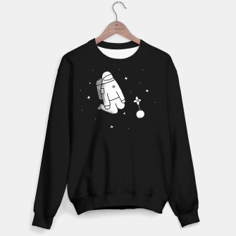 Thumbnail image of Lonely Spaceman Sweater regular, Live Heroes